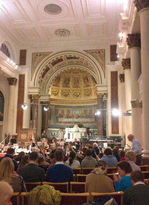 St Pauls concert