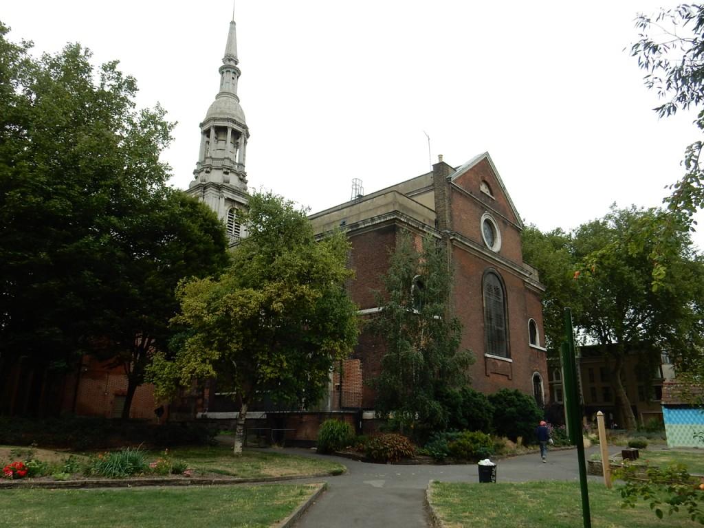 St Leonard's exterior view