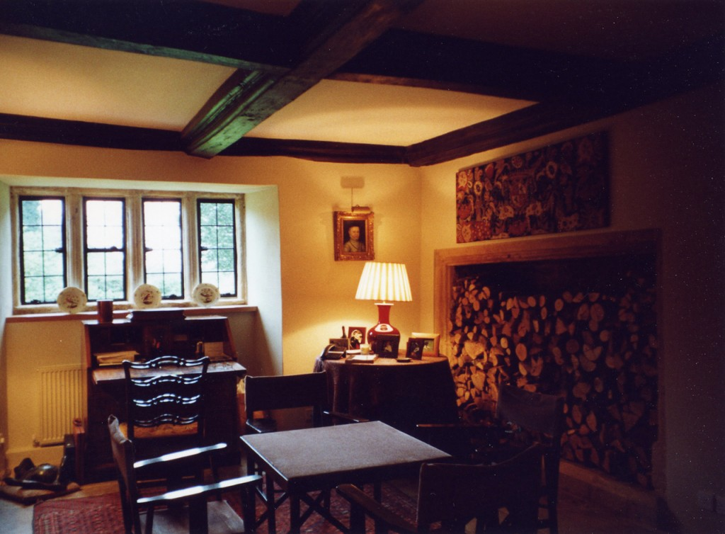 Ground Floor - living room