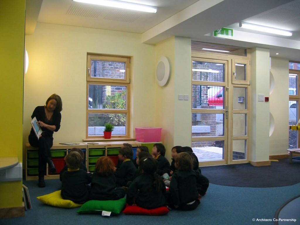 Nursery Learning Corner