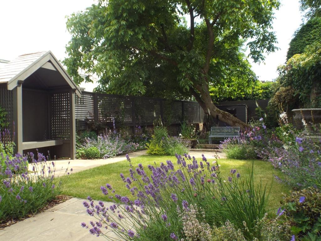Garden, after