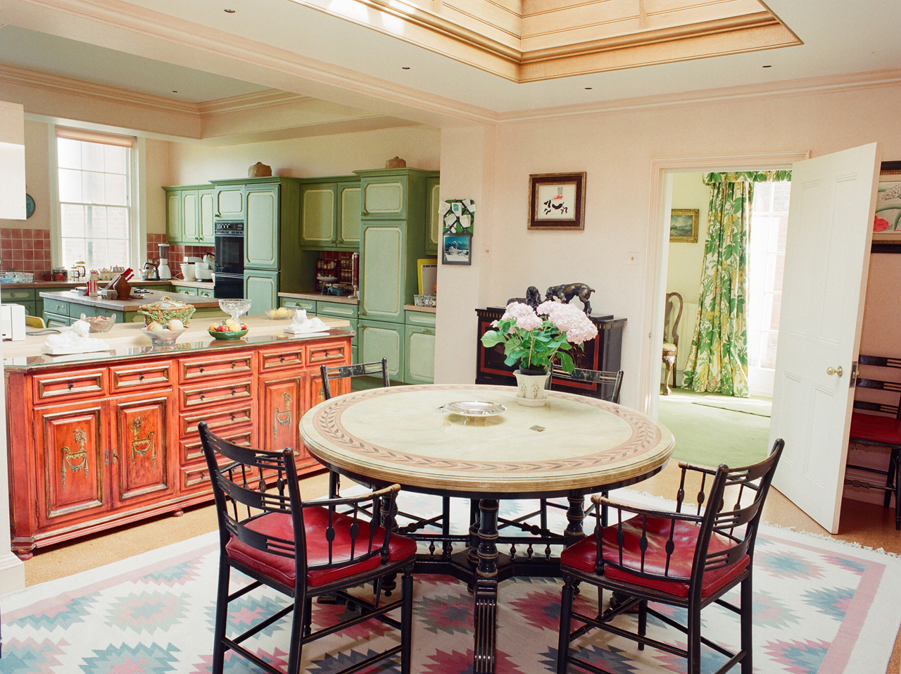 Breakfast Room – after
