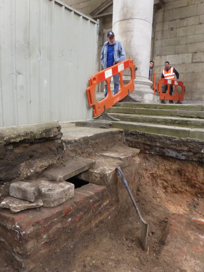 Archaeological investigations at St Leonards