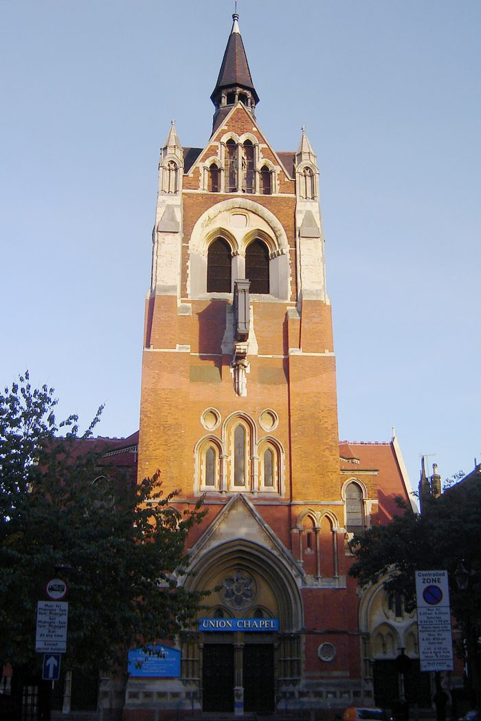 Union Chapel Exterior View
