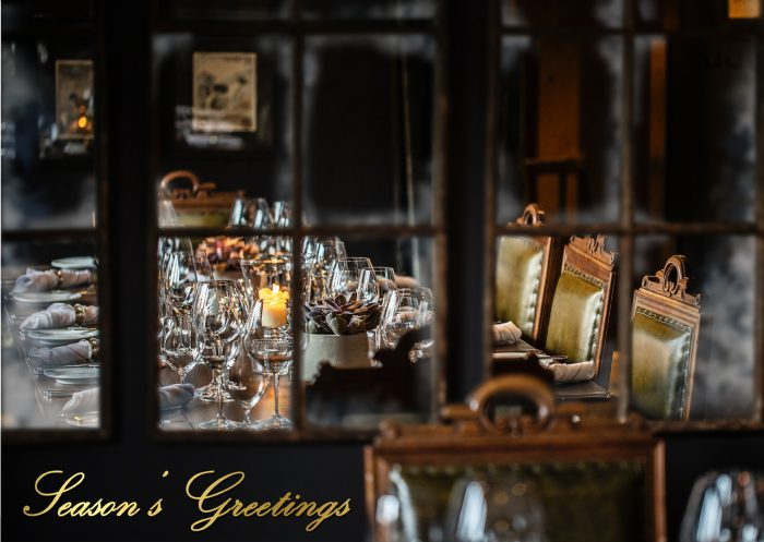 Season's Greeting from Roger Mears Architects